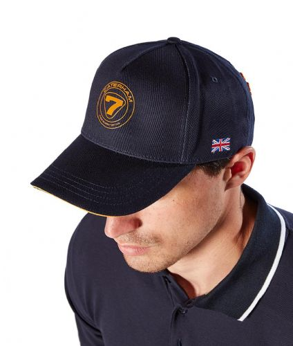 CATERHAM NAVY/ORANGE CAP